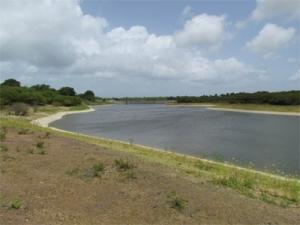 Retenue d'eau de Gashet